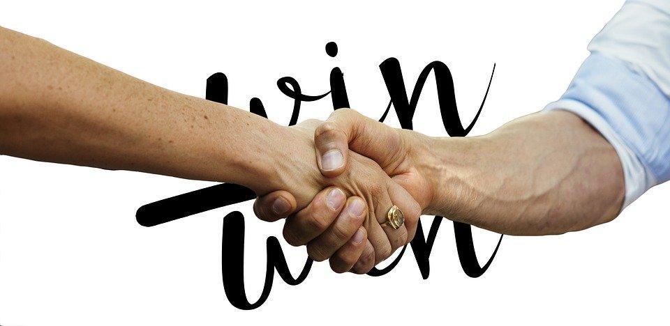 成功加速!ニュープロの最強交渉術で仲間を増やし180度人生を好転!